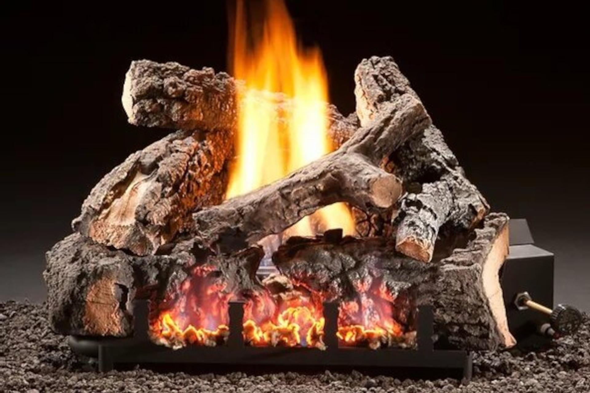 Hargrove Charleston Glow Vent Free Log Set