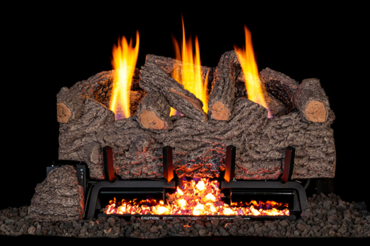 Gnarled Oak - Real Fyre Vent-Free Log Set