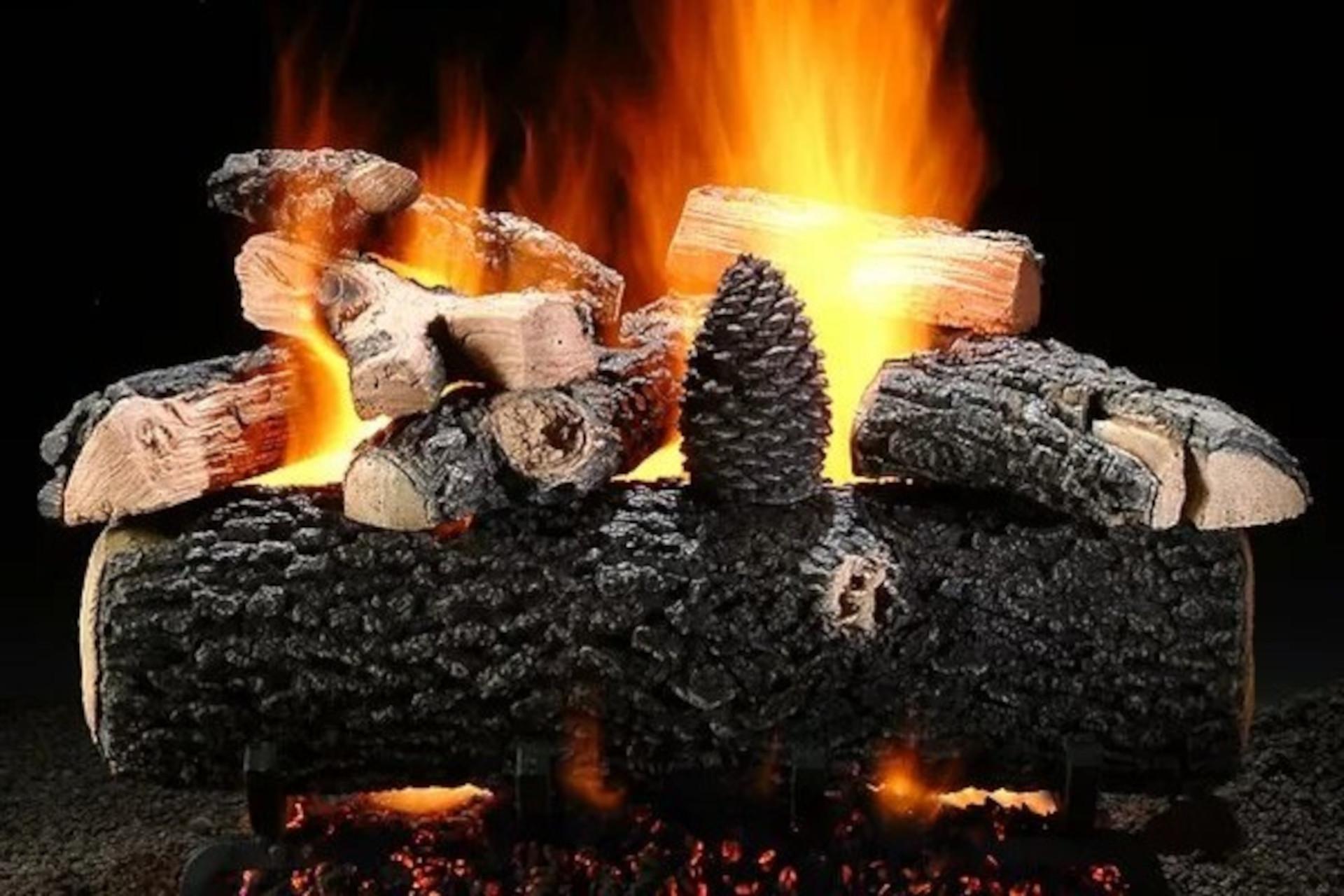 Hargrove Hargrove Select Vented Gas Log Set