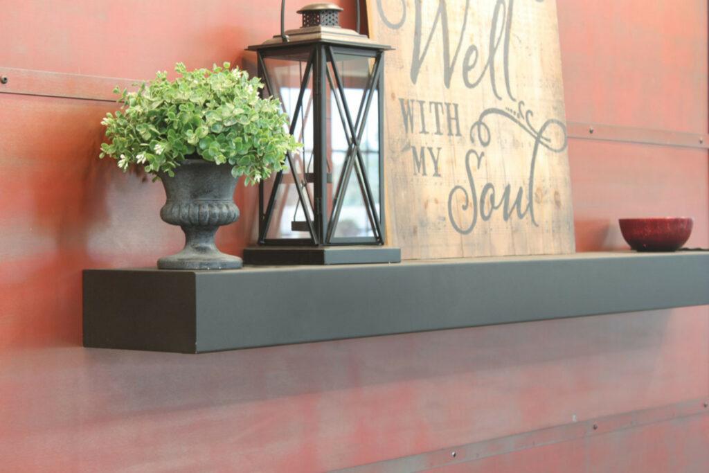 Stoll Industries Custom Fireplace Mantels