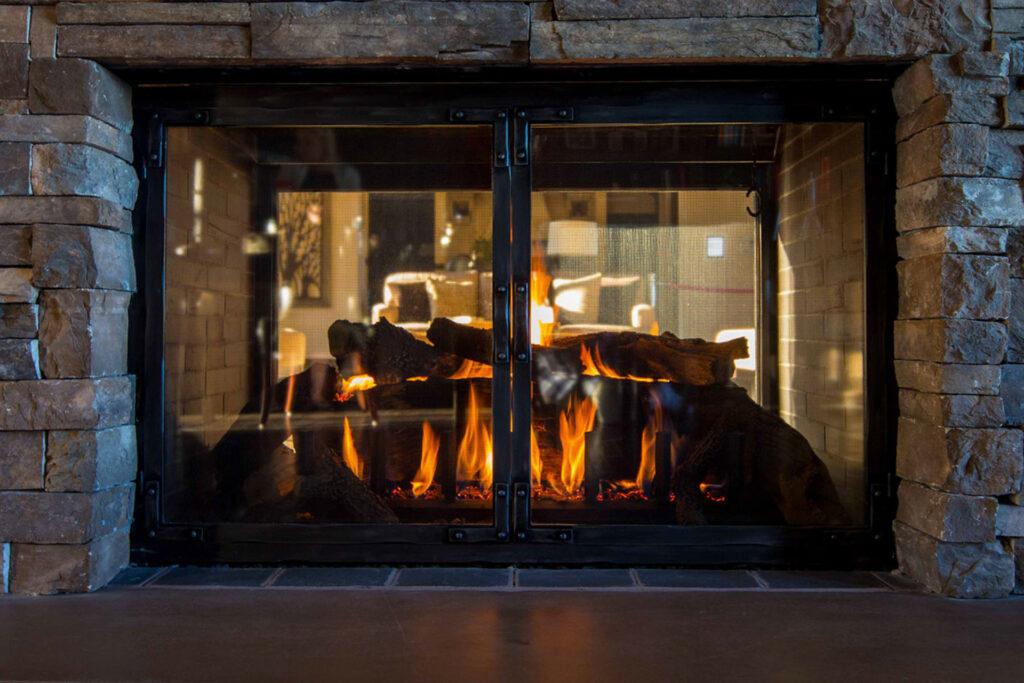 Stoll Custom Fireplace Doors