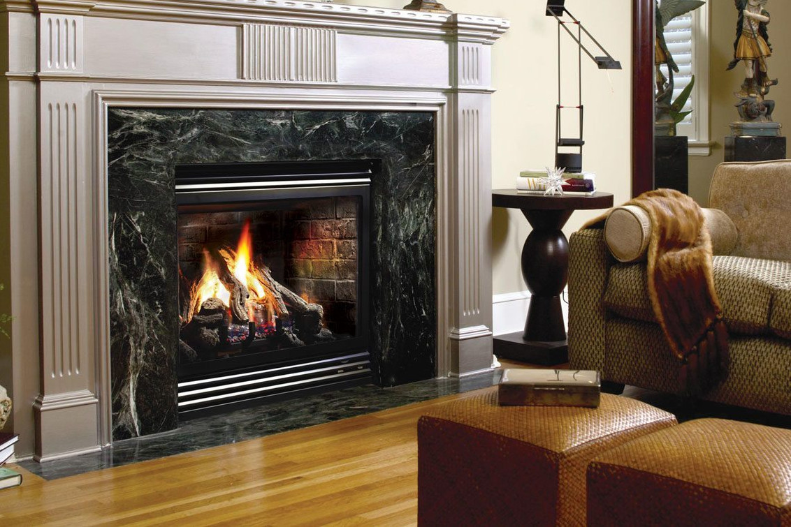 Solace Fireplace