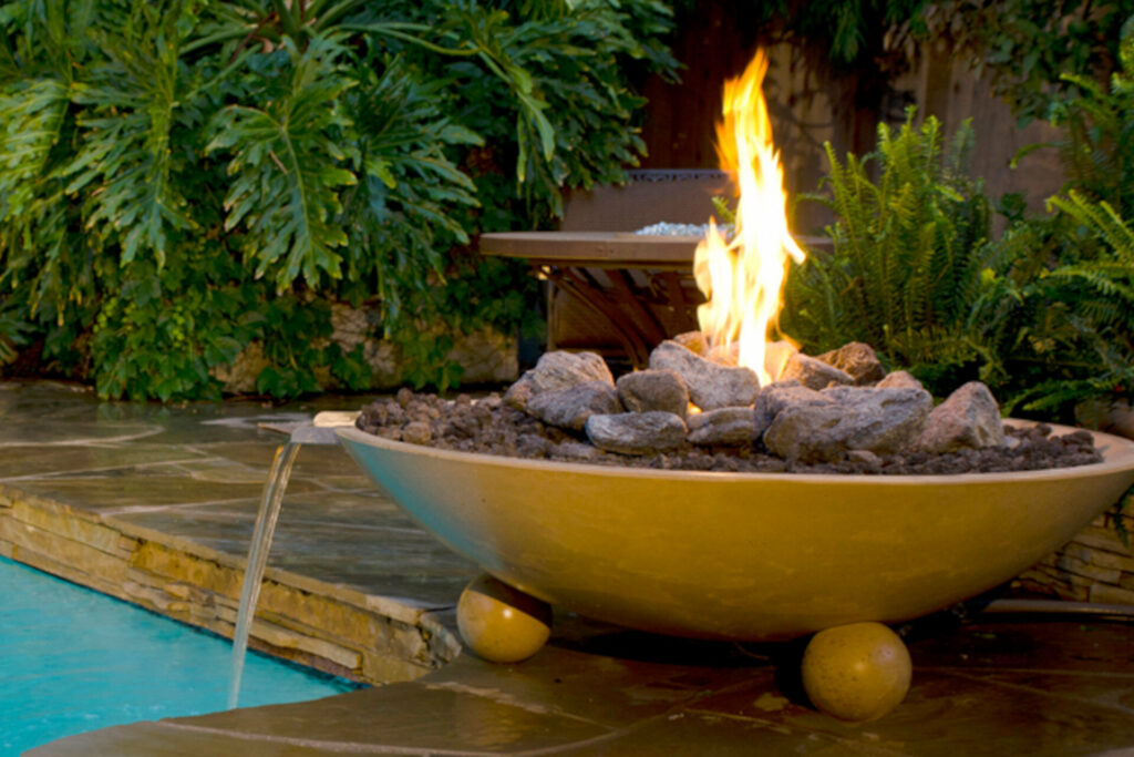 American Fyre Designs Outdoor Fire Features