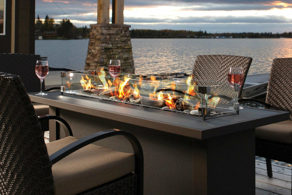 Barbara Jean Outdoor Fire Features