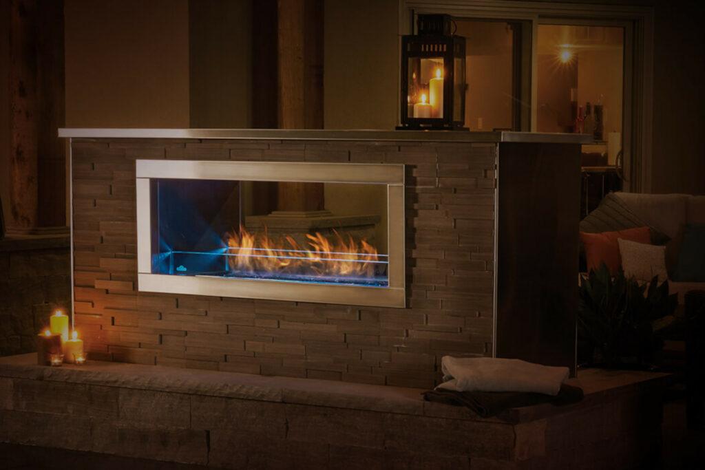 Napoleon Galaxy Outdoor Fireplaces