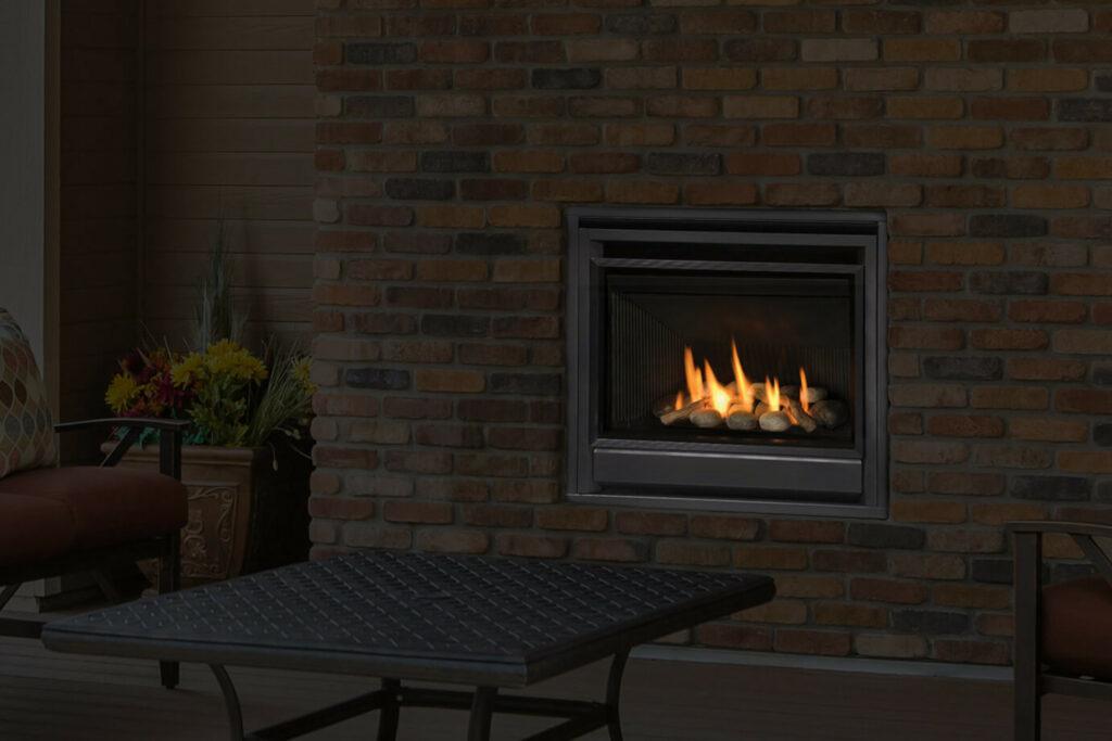 Valor BG Horizon Outdoor Fireplace